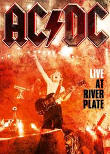 AC/DC: Live At River Plate 2009, DVD