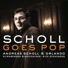 Andreas Scholl: Andreas Scholl Goes Pop, CD