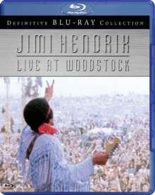 Jimi Hendrix: Live At Woodstock, Blu-ray Disc