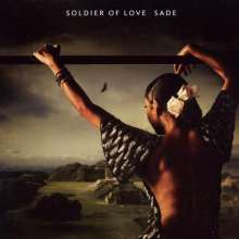 Sade: Soldier Of Love, CD