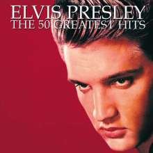 Elvis Presley (1935-1977): 50 Greatest Hits (180g), 3 LPs