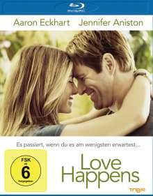 Love Happens (Blu-ray), Blu-ray Disc