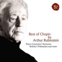Frederic Chopin (1810-1849): Best of Chopin by Arthur Rubinstein, 2 CDs