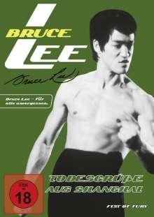 Bruce Lee: Todesgrüße aus Shan, DVD