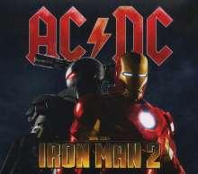 AC/DC: Filmmusik: Iron Man 2 (Digipack), CD