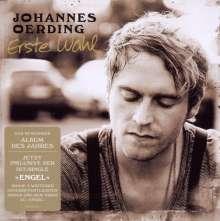 Johannes Oerding: Erste Wahl (Deluxe Edition), CD