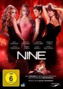 Nine, DVD