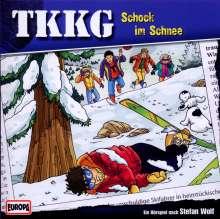 TKKG (Folge 170) - Schock im Schnee, CD