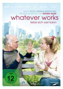 Whatever Works - Liebe sich wer kann, DVD