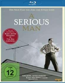 A Serious Man (Blu-ray), Blu-ray Disc
