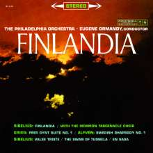 Eugene Ormandy - Finlandia, CD