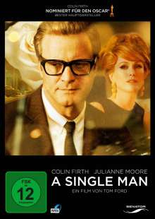A Single Man, DVD