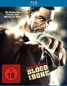 Blood And Bone (Blu-ray), Blu-ray Disc