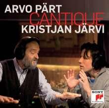 Arvo Pärt (geb. 1935): Symphonie Nr.3, CD