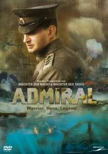 Admiral, DVD
