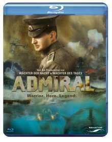 Admiral (Blu-ray), Blu-ray Disc