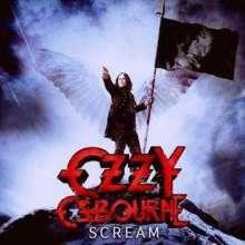 Ozzy Osbourne: Scream, CD