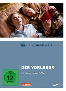 Der Vorleser (Große Kinomomente), DVD