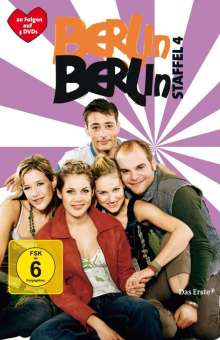 Berlin, Berlin Staffel 4, 3 DVDs