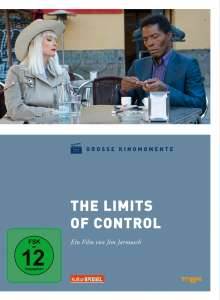 The Limits Of Control (Große Kinomomente), DVD