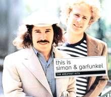 Simon & Garfunkel: This Is: The Greatest Hits, CD