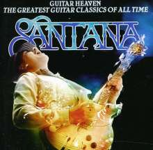 Santana: Guitar Heaven: The Greatest Guitar Hits Of All Time, CD