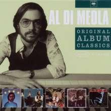 Al Di Meola (geb. 1954): Original Album Classics, 5 CDs