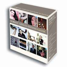 Genuss Momente - Klassik I (Die ZEIT-Edition), 7 CDs