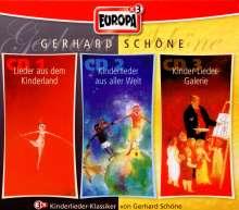 Gerhard Schöne: Die Gerhard Schöne Box, 3 CDs
