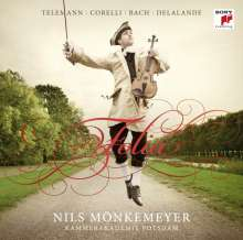 Nils Mönkemeyer - Folia, CD