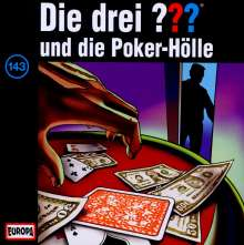 Die drei ??? (Folge 143) und die Poker-Hölle, CD
