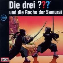 Die drei ??? (Folge 145) und die Rache der Samurai, CD