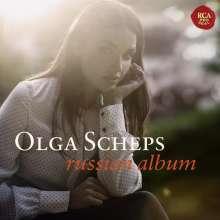 Olga Scheps - Russian Album, CD