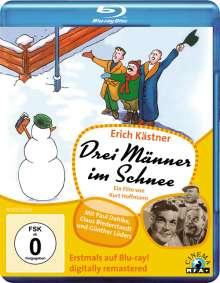 Drei Männer im Schnee (Blu-ray), Blu-ray Disc