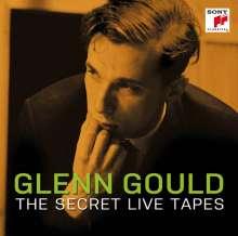Glenn Gould - The Secret Live Tapes, CD