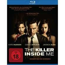 The Killer Inside Me (Blu-ray), Blu-ray Disc