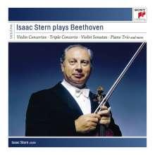 Ludwig van Beethoven (1770-1827): Isaac Stern spielt Beethoven, 9 CDs