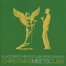 Klazz Brothers & Cuba Percussion - Christmas Meets Cuba, CD