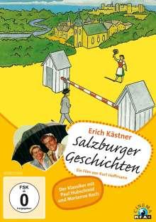 Salzburger Geschichten, DVD