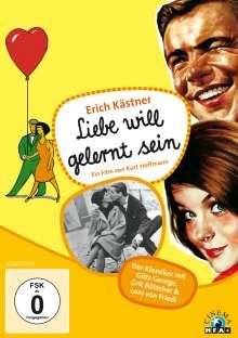 Liebe will gelernt sein, DVD