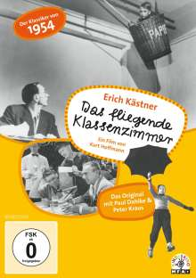 Das fliegende Klassenzimmer (1954), DVD