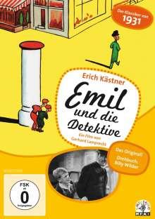 Emil und die Detektive (1931), DVD