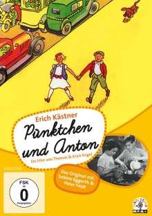 Pünktchen und Anton (1953), DVD