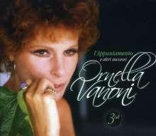 Ornella Vanoni: L'Appuntamento (E Altri Successi), 3 CDs