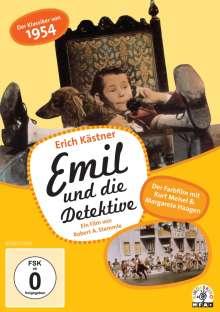 Emil und die Detektive (1954), DVD