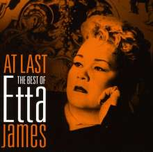 Etta James: At Last:The Best Of Etta James, CD