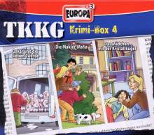 TKKG Krimi Box 04, 3 CDs