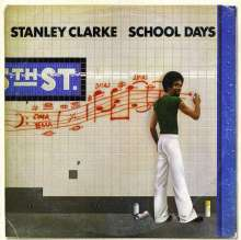 Stanley Clarke (geb. 1951): School Days, CD