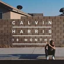 Calvin Harris: 18 Months, 2 LPs