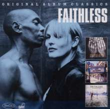 Faithless: Original Album Classics, 3 CDs